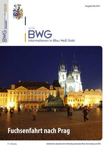Fuchsenfahrt nach Prag - Heumandl Verlag