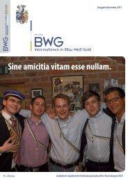 BWG 11/2011 - Heumandl Verlag