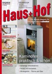 Kaminöfen – praktisch & schön - RUHR MEDIEN Werbeagentur