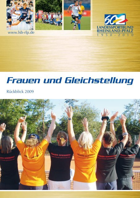 Frauen und Gleichstellung - Landessportbund Rheinland-Pfalz