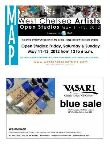 West helseo Art - West Chelsea Artists Open Studios