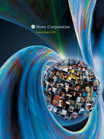 Annual Report 2007 - News Corporation