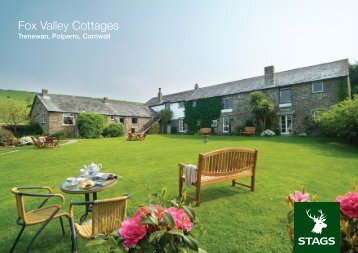 Fox Valley Cottages - Stags Estate Agents