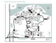 Eckerd College Campus Map