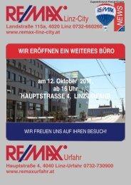 Tel. +43-732-660 260 www.remax-linz-city.at