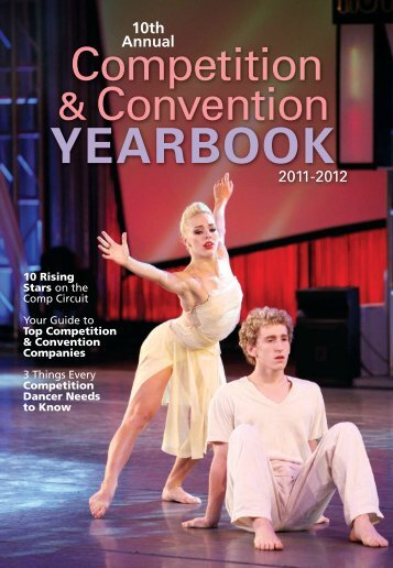 Competition & Convention YEARBOOK - DanceSpirit