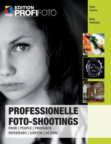 Professionelle Foto-Shootings - mitp