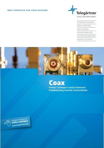 Telegärtner Quality - Koehlke Components, Inc.