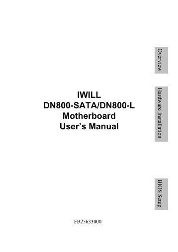 Iwill K7S2 Drivers (2019)