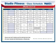 HERE - Freedom Aquatic and Fitness Center