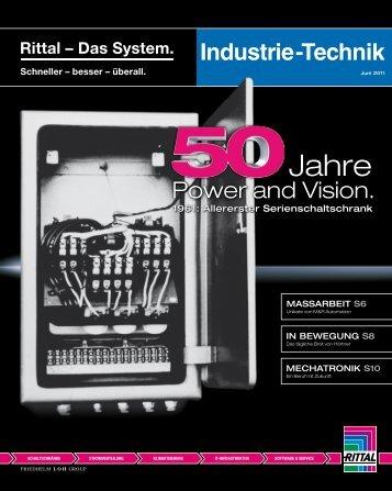 Industrie-Technik - Rittal