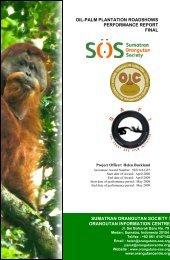 USFWS Plantation Roadshows Final Report - Orangutan Information ...