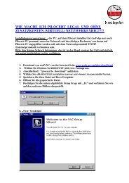 Download der Anleitung