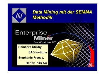 Data Mining mit der SEMMA Methode - SAS-Wiki