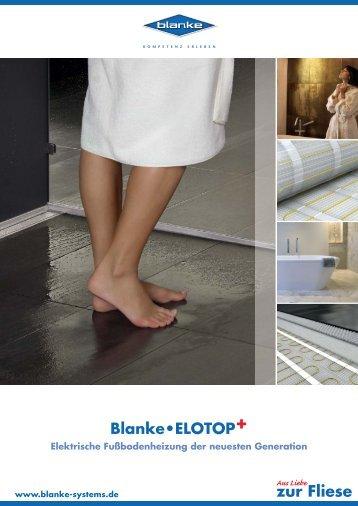Blanke_Prospekt_ELOTOP_plus_DE_2012 - Blanke Systems