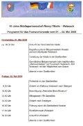 Hier - Partnerschaftsverein Weissach eV - Weissach - Seite 2