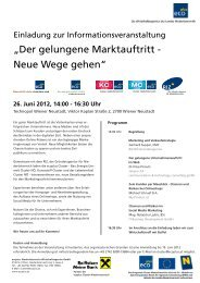 26. Juni 2012, 14:00 - 16:30 Uhr - riz