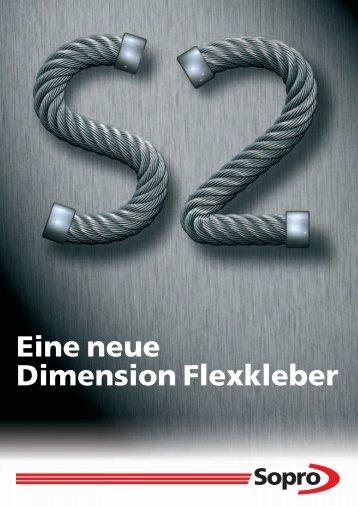 Eine neue Dimension Flexkleber - Fliesen HERGET