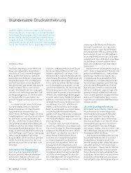 Wundersame Druckvermehrung (pdf, 83KB) - Universität Bern