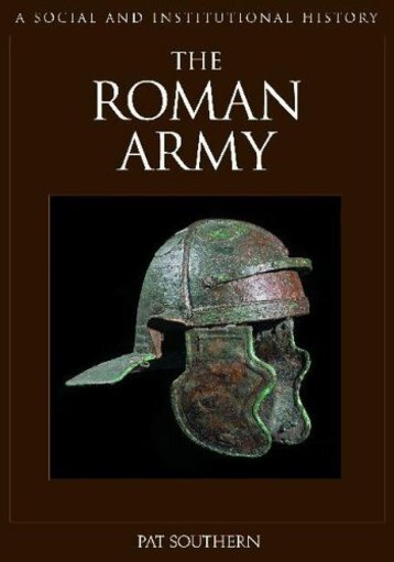 an introduction to the history of the roman army The roman army cambridge introduction to world history free ebook downloads pdf uploaded by victoria muller on october 06 2018 it is a pdf of the roman army cambridge introduction to world history that visitor can be grabbed this by your self at wa-coporg.