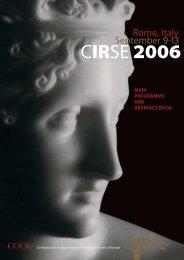 first announcement - CIRSE.org