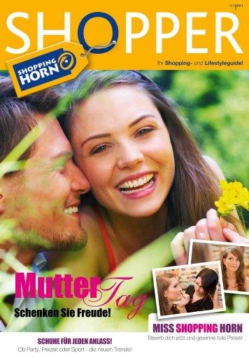 """""""Vorhang auf in Horn!"""" Reiter, der Spezialist bei ... - Shopping Horn"""