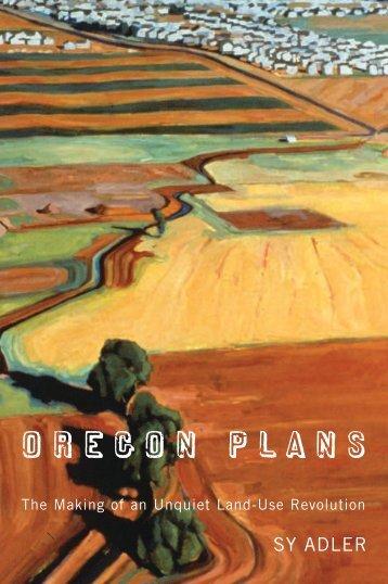 OREGON PLANS - OSU Press - Oregon State University