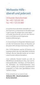Allianz Global Assistance Reiseversicherung - Seite 3