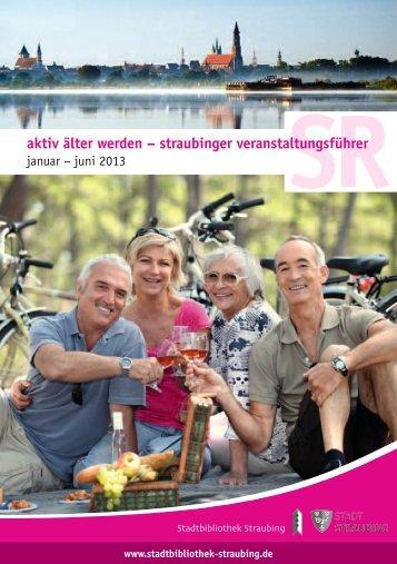 aktiv älter werden - Stadtbibliothek Straubing