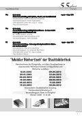 aktiv älter werden - Stadtbibliothek Straubing - Seite 5