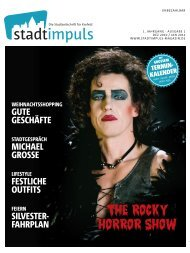 The Rocky hoRRoR Show - Stadtimpuls Krefeld