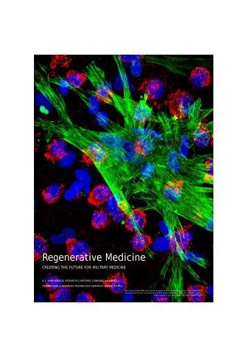 Regenerative Medicine - Telemedicine & Advanced Technology ...