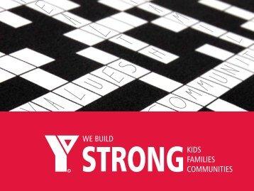 We build families communities - YMCA Calgary