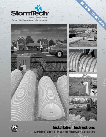 Installation Instructions - International Wastewater Technologies