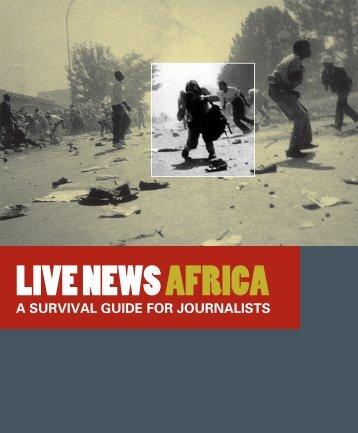 LIVE NEWS AFRICA - International Federation of Journalists