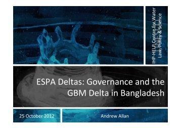 Bangladesh Delta