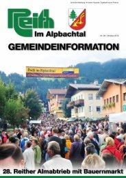 (3,37 MB) - .PDF - Reith im Alpbachtal - Land Tirol