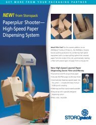 From Storopack Paper Plus Shooter