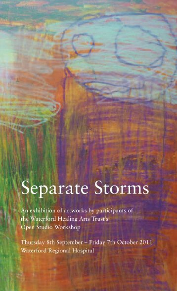 Separate Storms (PDF) - Arts & Health