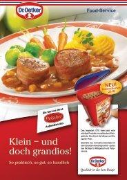 Download: Kleingebinde-Produktfolder - Fleischer