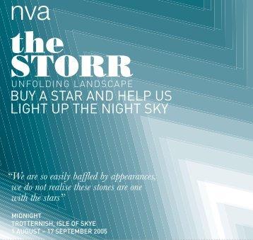 BUY A STAR AND HELP US LIGHT UP THE NIGHT SKY - NVA