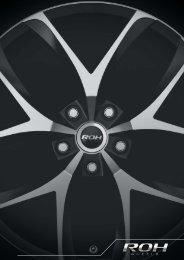 Road Series - ROH Wheels Australia