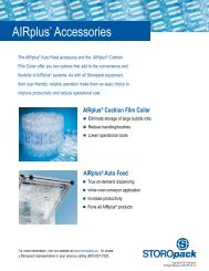 AIRplus® Accessories - Storopack