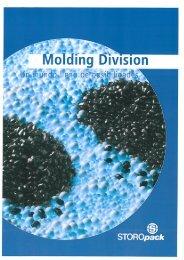 Molding Division Catálogo - Storopack