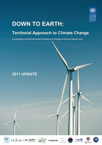 DOWN TO EARTH: - United Nations Development Programme