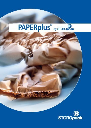 PAPERplus Catalogue - emballage fiable - Storopack