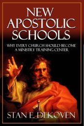 new apostolic schools - Vision International College & University