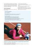 Metalli Oy - Yleisurheilukoulu - Page 7