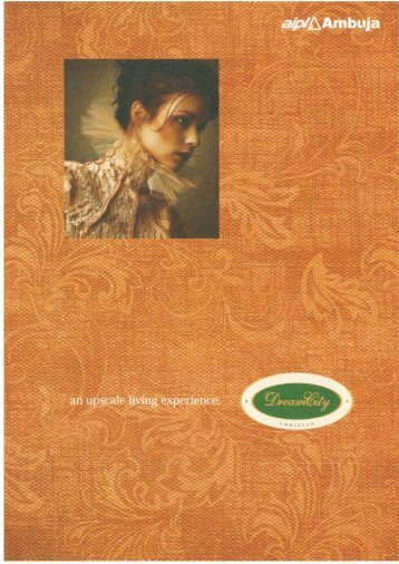 English Leaflet - AIPL Ambuja