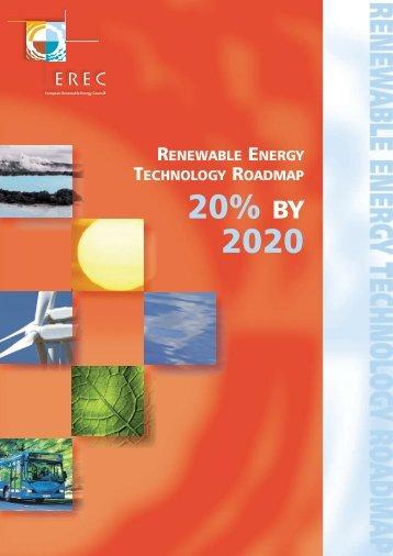 20% BY 2020 - European Renewable Energy Council